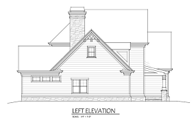4 Bed House Plans 4 Bedroom Country Cottage House Plan By Max Fulbright Designs
