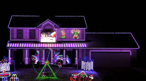 Christmas House Light Show by Holiday Road Light Show 2011 Youtube
