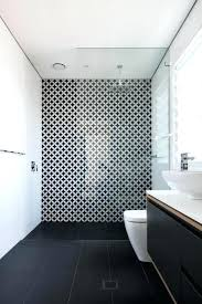 black and white bathroom tile ideas black and white bathroom tiles ideas