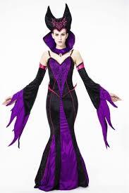 maleficent costume womens spaghetti straps maleficent costume purple