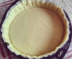 pâte brisée sans beurre recette de pâte brisée sans beurre