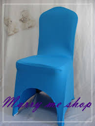 cheap spandex chair covers aliexpress buy 100 baby blue chair covers for weddings