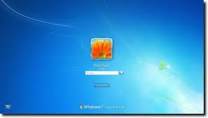 lenovo laptop themes for windows 7 change the windows 7 login screen background image