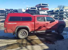 red nissan frontier lifted topper gallery suburban toppers