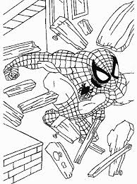 spiderman coloring pages spider men spiderman