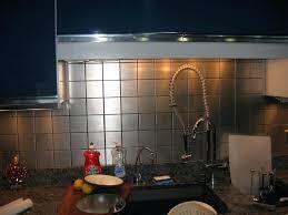 stainless steel tiles for kitchen backsplash kitchen adorable