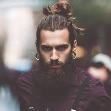 Mens Hairstyle For Long Face by 2017 Beard Styles