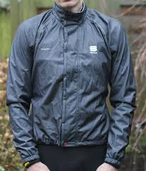 cycling rain shell review sportful survival jacket road cc