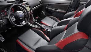 subaru legacy black interior wrx sti models subaru