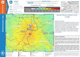 map of irak earthquake in iraq shake map 2017 11 12 iraq reliefweb
