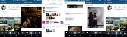 instagram for android github keithweaver instagram template android