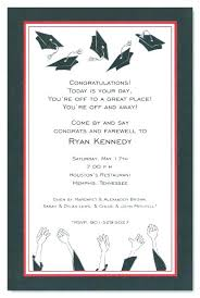graduation open house invitation graduation party invitation wordings and free printable