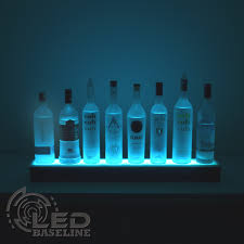 Liquor Display Shelves by 1 Tier Led Display Shelf Lighted Liquor Display Shelves