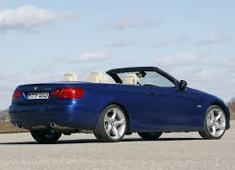 bmw 335i horsepower bmw 3er cabrio e93 335i 306 hp technical specifications and
