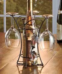 8 bottle 8 wine glass wrought iron wall mounted wine rack this