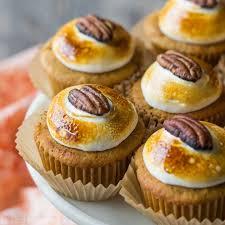 sweet potato souffle cupcakes baking a moment