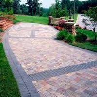 Backyard Stone Ideas Pavers Driveway Design Thesouvlakihouse Com