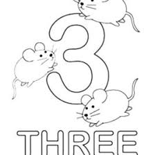 Kids Learn Number 3 Coloring Page Bulk Color Coloring Page For Number 3 Coloring Page