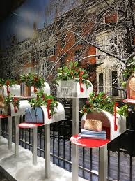 Decorated Christmas Tree Delivery Nyc by 25 Best Christmas Shop Displays Ideas On Pinterest Christmas
