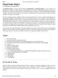 significado de imagenes sensoriales wikipedia empirismo lógico wikipedia la enciclopedia libre