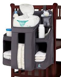 Changing Table Caddy Hiccapop Nursery Organizer And Baby Caddy