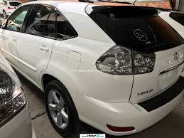 lexus white lexus rx 330 2004 half pearl white new arrival in phnom penh on