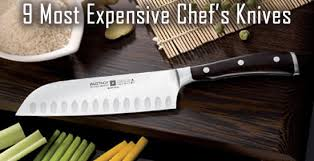 The Best Kitchen Knives In The World 9 Most Expensive Chef S Knives Refined