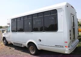 2000 ford e450 super duty transit bus item a2762 sold s
