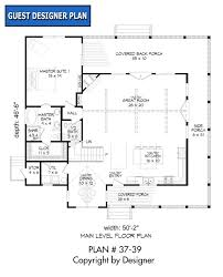 Southern Floor Plans House Plan 37 39 House Plans By Garrell Associates Inc