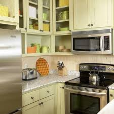 Kitchen With Only Lower Cabinets Kitchen Inspiration Southern Living