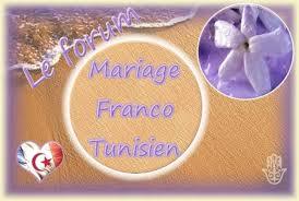 forum mariage forum du mariage franco tunisien
