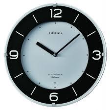 musical wall clock qxm358slh seiko clocks