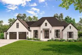french country home exclusive 4 bed french country home plan with optional bonus room