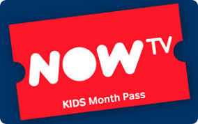 gift cards for kids now tv kids month pass gift vouchers and gift cards now tv kids