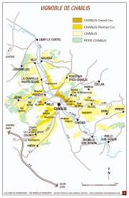 Paso Robles Winery Map The Intricacies Of Pairing Chablis With Food Four Distinct