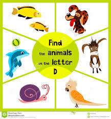 letter d dolphin royalty free stock photo image 4240145