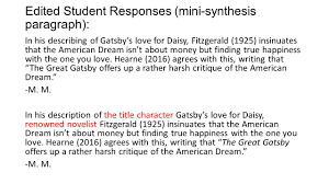 gatsby s house description eng iii monday feb 1 st into class you will need a text book