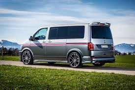 volkswagen minivan 2016 celebrate 65 years of the volkswagen bus and 120 of abt with this