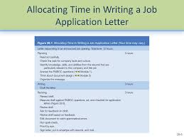 application letters application letters ppt