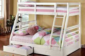 Ashley Furniture Bunk Beds Bed Satisfactory Zzz Place To Be Twin Over Full Bunk Bed White