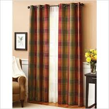 Better Homes Curtains Plaid Drapes Window Treatments Purchase Better Homes And Gardens