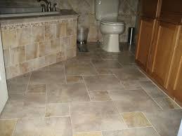 Tiling A Bathroom Floor by Bathroom Floor Tiling Ideas Home And Interior