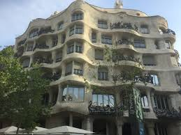 Casa Mila Floor Plan by Me Like Eat In Barcelona Where To Eat Where To Buy Cigars And