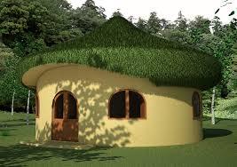 hobbit house earthbag house plans