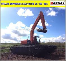 hitachi amphibious excavator hitachi amphibious excavator