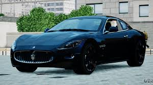 maserati custom maserati granturismo 2012 for gta 4