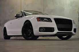 audi s5 convertible white canadatied69 2010 audi s53 0t quattro cabriolet 2d auto