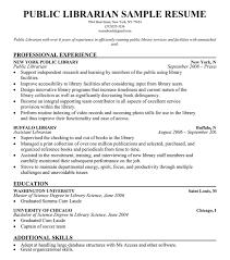 librarian resume sle free resume