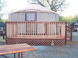 lake of the springs camping resort yurt 5 oregon house ca