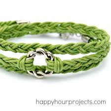 rope bracelet designs images 17 summery hemp bracelet patterns favecrafts jpg